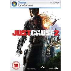 Just Cause 2 PC/PS3/XBOX360 @ Amazon £5.99/9.91/10.91