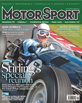 Free Copy of MotorSport Magazine