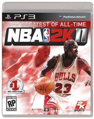 NBA 2K11 (PS3) - £14.99 Play.com