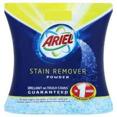 EXPIRED Ariel Stain Remover Powder 500 g (Pack of 2) £5.98 or £5.38 with subscribe and save @Amazon