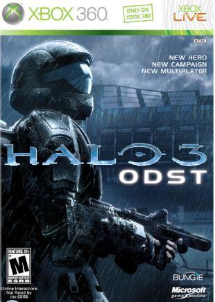 Halo 3 ODST £4.99 @ Gamestation (Includes ALL Halo 3 online maps)