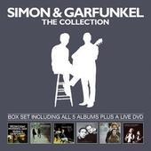 Simon & Garfunkel - The Collection [CD+DVD]  £7.99 @ Sainsburys using code JSCD2305