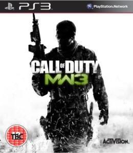 CALL OF DUTY: MODERN WARFARE 3 (PRE ORDER) £35.99 @ Sainsburys Entertainment