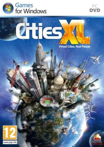 Cities XL  Regular Edition (PC) -  66% off - £5.10 @ Steam