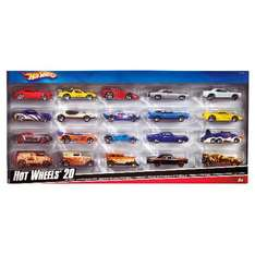 Hot Wheels 20 Pack Diecast for £10 at Tesco. Collect instore.