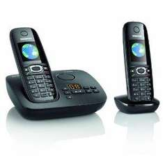 Siemens C595 DECT Twin phone with answering machine £42.77 at Amazon