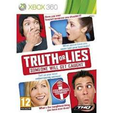PS3 & Xbox 360 - Truth or Lies - £2 @ HMV (instore)