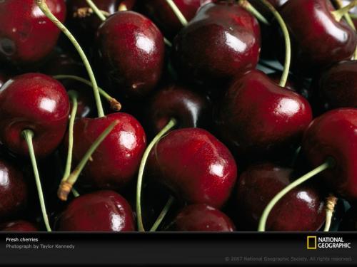 200g Punnet of Cherries £1.50 at Morrisons
