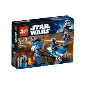 LEGO Star Wars Mandalorian Battle Pack £6.79 delivered @ Amazon