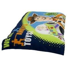 Character World Toy Story 3 Space Fleece Blanket (150 x 120cm) £4.99 at Amazon