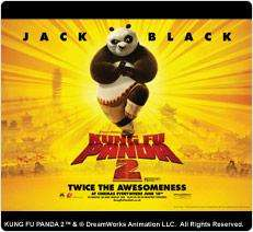 4 x Kung Fu Panda 2 Preview Screening tickets for Sky Movies customers