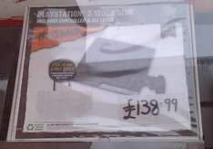 PS3 120Gb (Preowned) £139 instore at Gamestation and Grainger Games (Stockport)