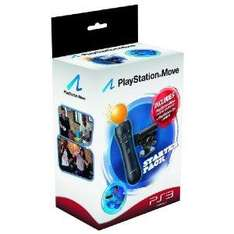 PS3 Playstation 3 Move Starter Pack 2 - £30 @ Grainger Games