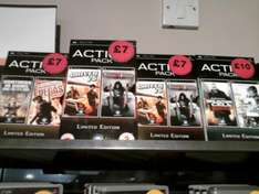 Rainbow Six Vegas & Brothers in Arms Double Pack for PSP. £7.00 @ HMV instore
