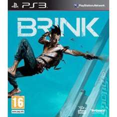 Brink - PS3 or Xbox360 - £24.00 - PriceMinister
