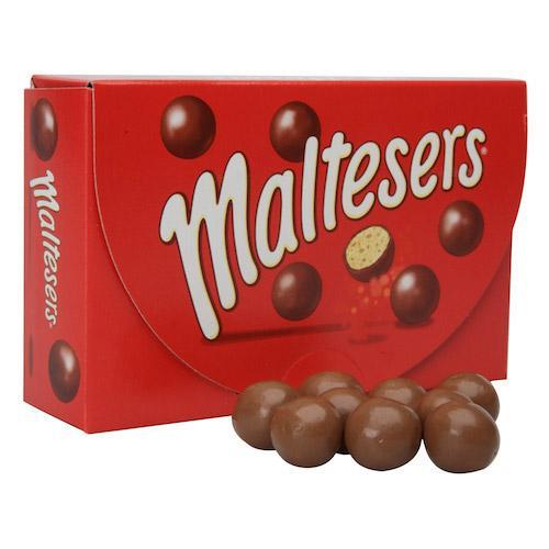 120g Maltesers Box £1 @ poundland