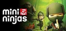 Mini Ninjas £3.40 @ Steam