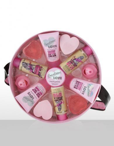 Beautilicious Strawberry Shake & Candy Apple Bath & Body Gift Set was £20 now £6.95 @ ASOS