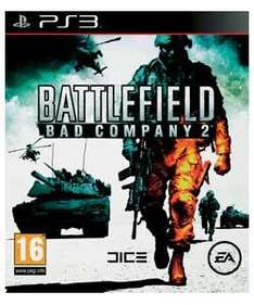 Pre-Owned Battlefield Bad Company 2 - Back in stock £4.99 @ Argos