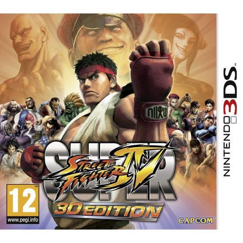 Super Street Fighter IV - 3DS Edition Nintendo 3DS  £23.85 @ Simplygames.com