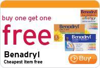 BOGOF on lots of Allergy Treatments (even Pirinase Nasal!) Lloyds Pharmacy