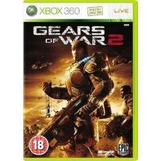 Gears of war 2 - with codes for all extra maps/co-op downloads £9.48 @ Amazon marketplace (thegamecollection. )