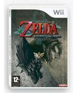 Pre-owned: The Legend of Zelda: Twilight Princess £6.99 at Argos