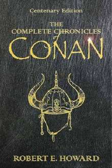 The Complete Chronicles of Conan: Centenary Edition (Hardcover) - £11.14 @ Amazon