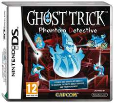 Ghost Trick: Phantom Detective DS - £10 @ Asda (Instore only)