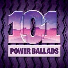 101 Power Ballads 6CD @Sainsburys £3 PLUS many other cheeeeap albums