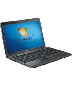 TOSHIBA C660 320GB 15.6IN Core i3 380 Laptop  £266.48 @ Argos ebay
