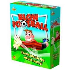 Rockets Toys Blow Football - 84p Delivered @ Amazon
