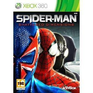 Spiderman Shattered Dimensions (360) £20 @ HMV Instore