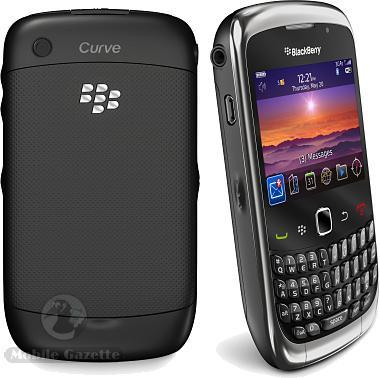 Blackberry curve 9300 £5 per month for 24 months (upgrade only) @ Orange