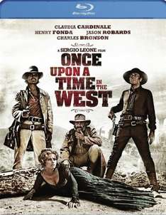Once Upon a Time in the West (Blu-ray) Region Free £13.99 @ Movietyme