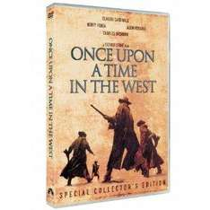 Once Upon a Time in the West -- Special Collector's Edition (2 discs) [DVD] [1969] £3.99 @ Amazon