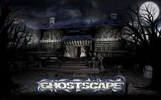 """Free Online Horror Games """"Ghostscape""""and """"Ghostscape 2"""""""