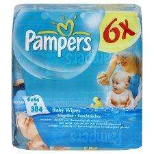 TESCO - BOGOF - Pampers Baby Wipes Refill 432 - 0.75p per wipe (delivered!)