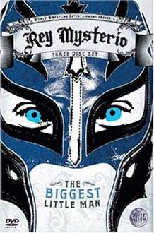 WWE- Rey Mysterio: The Biggest Little Man 3 Disc DVD £4.04 @ Amazon marketplace (offshoredirect )