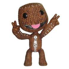 LittleBigPlanet: 6 Inch Peace Sign Sackboy Special Edition £3.99 @ Play.com