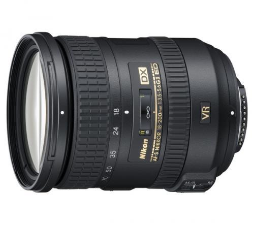 NIKON AF-S DX NIKKOR 18-200mm f3.5-5.6 G ED VR II Zoom Lens - £439.99 @ Dixons