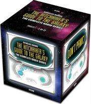 Complete Hitchikers Guide full cast radio play on CD from AudioGo £46.40