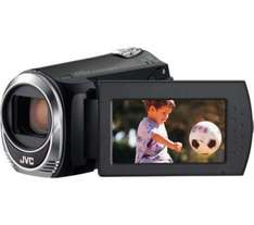 JVC Everio GZ-MS110SEK Memory Card Camcorder just £63.98 @ Currys / PC World