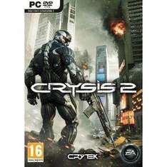 Amazon.co.uk - Crysis 2 PC £13.99 delivered