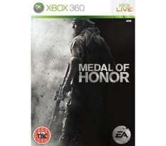MICROSOFT Medal Of Honor Limited Edition for xbox 360 £11.99 del @ PC World
