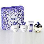 Moschino's new Toujours Glamour 100ml eau de parfum gift set  now only £28 @ debenhams