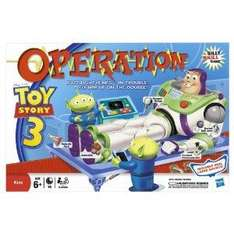 Toy Story 3 Buzz Lightyear Operation Game £9.99 del @ Amazon sold by Niche giftshop