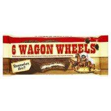 Burton's Wagon wheels (6) BOGOF £1.49 @ Netto
