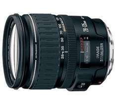 Canon EF - Zoom lens - 28 mm - 135 mm - f/3.5-5.6 IS USM @ Amazon £282.91