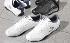 Kappa Men's Sports Shoes £17.99 - Black or White at Lidl